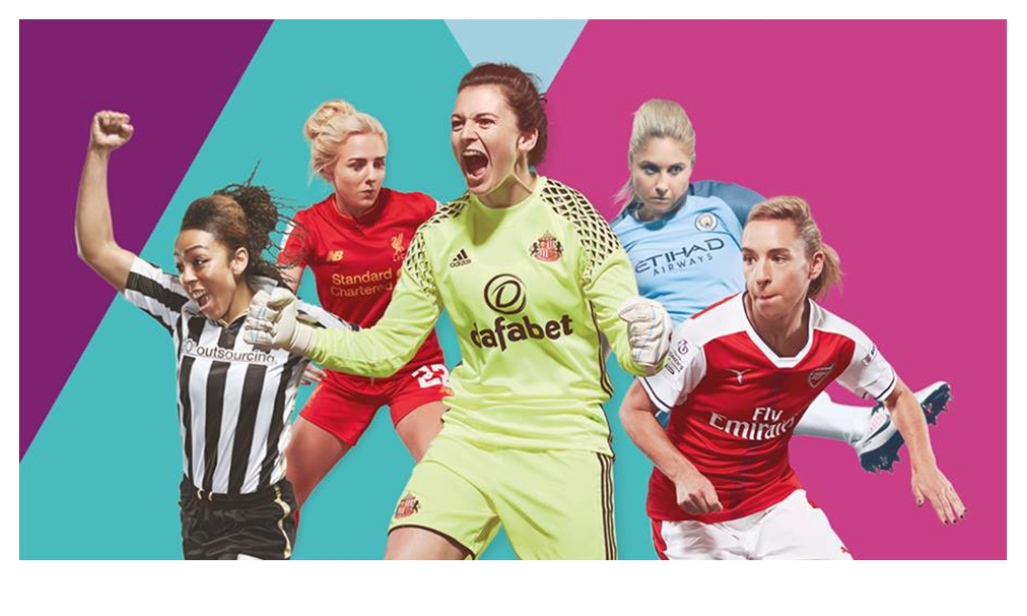 BT Sport & BBC to broadcast FA WSL Spring Series