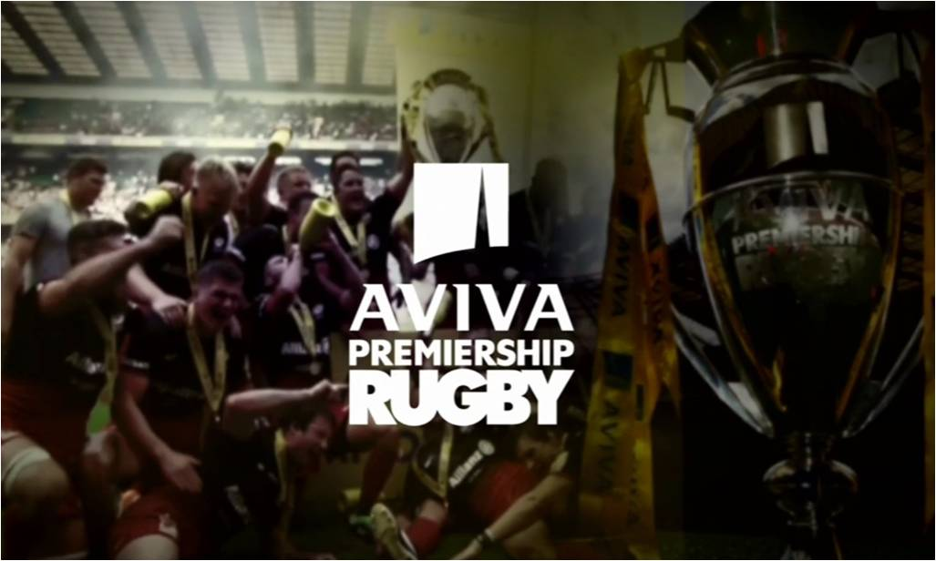 Channel 5 secures free-to-air Aviva Premiership rights