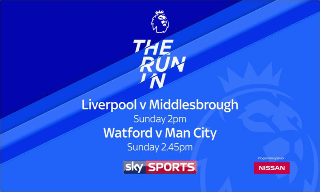 Premier League Final Day live on Sky Sports