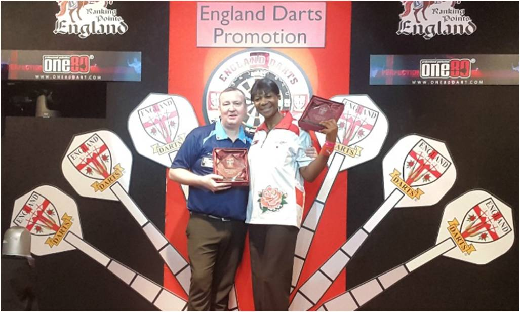 Front Runner to broadcast 2017 England Open darts