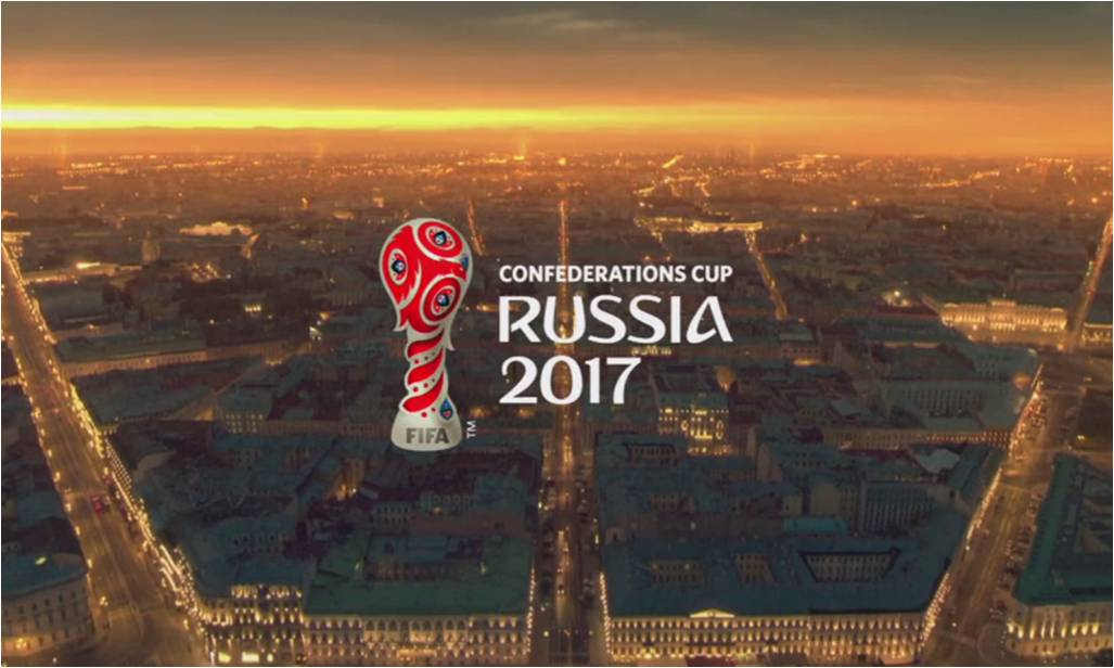 FIFA Confederations Cup 2017 on ITV
