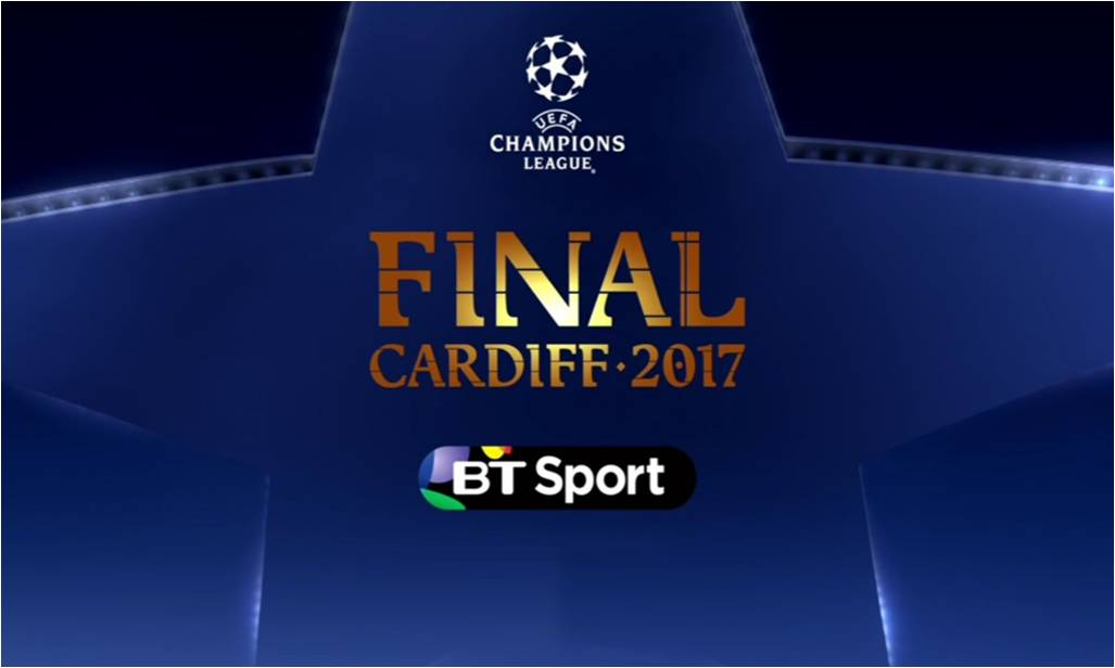 UEFA Champions League Final 2017 live on BT Sport