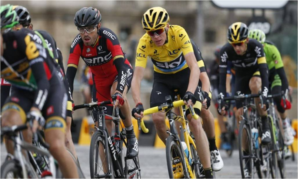 Eurosport confirms enhanced Tour de France coverage