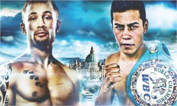 Channel 5 to show Carl Frampton v Andres Gutierrez