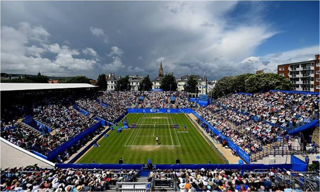 BBC to show Eastbourne tennis until 2024