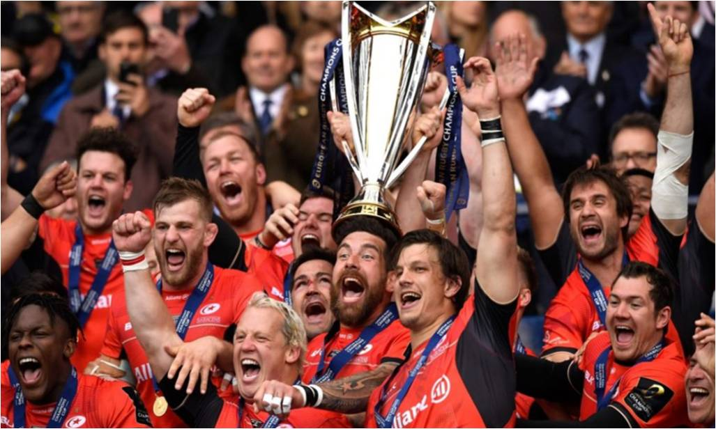 BT Sport to become exclusive pay TV home of European Rugby