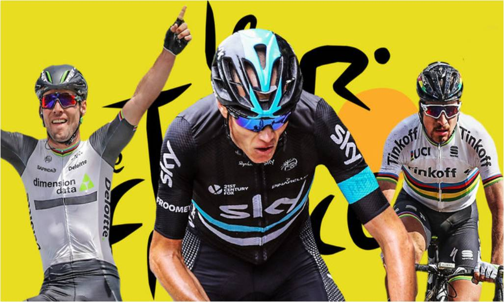 ITV lands new Tour de France deal to 2023