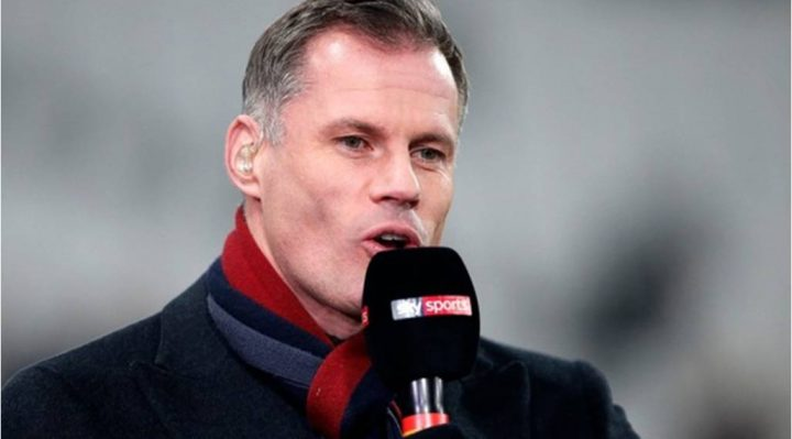 Sky Sports suspends Jamie Carragher for rest of the season