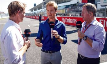 Nico Rosberg joins Sky Sports F1 team for 2018 season