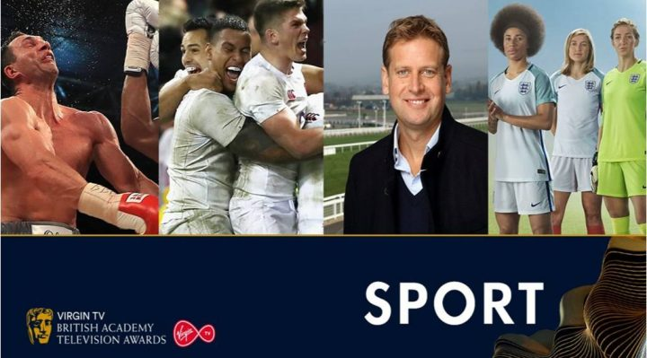BAFTA TV Awards 2018: Sport nominations revealed