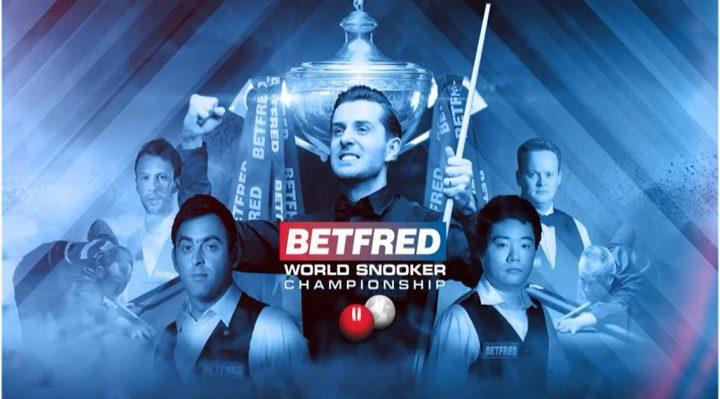World Snooker Championship 2018 live on BBC & Eurosport