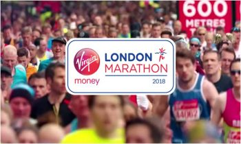London Marathon 2018 live on the BBC