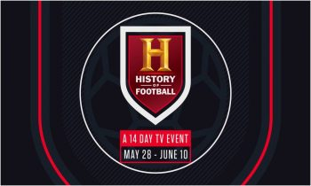 History of Football: 28 May-10 June on History channel