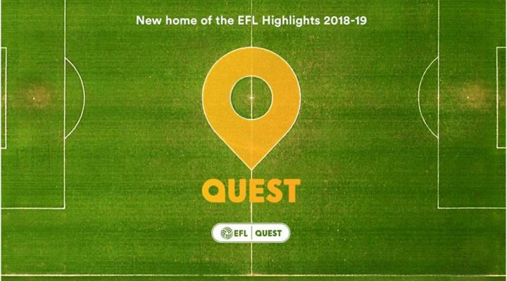 Quest becomes new home of free-to-air EFL highlights