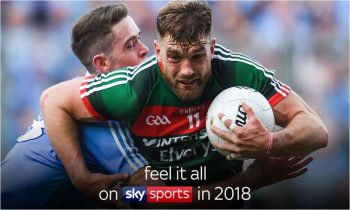 Sky Sports announces 2018 GAA coverage plans