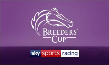 Sky Sports secures exclusive Breeders' Cup rights