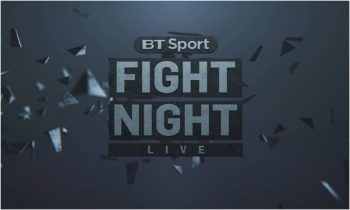 Tyson Fury comeback fight live on BT Sport