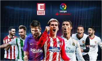 Sky Sports loses La Liga rights to Eleven Sports