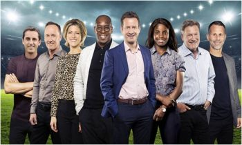 ITV unveils on-air team for 2018 FIFA World Cup