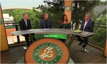 French Open to stay on ITV until 2021