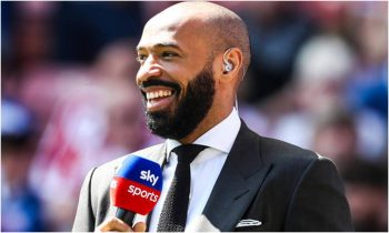 Thierry Henry leaves Sky Sports to focus on coaching career