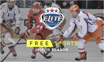 Free Sports to televise live Elite League Ice Hockey
