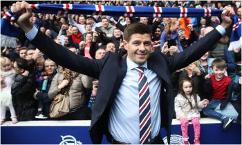 BT Sport to show Steven Gerrard's first game as Rangers boss