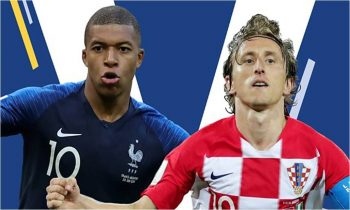 World Cup Final 2018: France v Belgium live on BBC & ITV