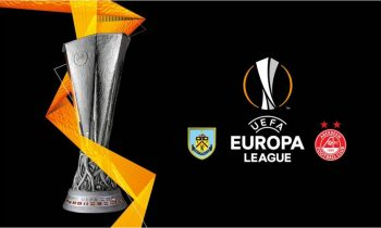 Europa League Qualifier: BT Sport to show Burnley v Aberdeen