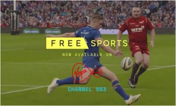 Free Sports to launch on Virgin Media channel 533 this Saturday
