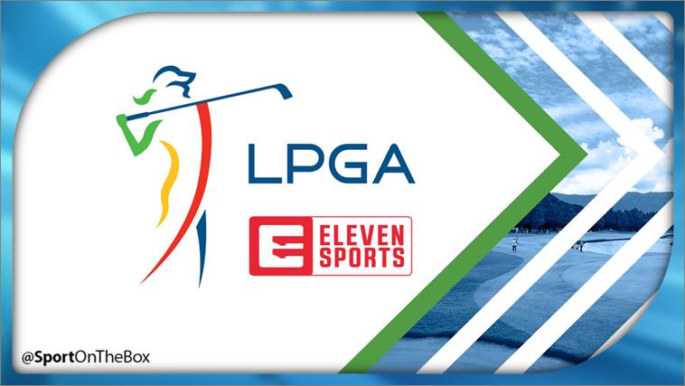 eleven sports to broadcast lpga golf tournaments  u2013 sport