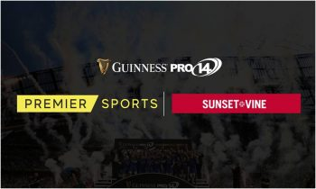 Sunset+Vine to produce Premier Sports PRO14 coverage
