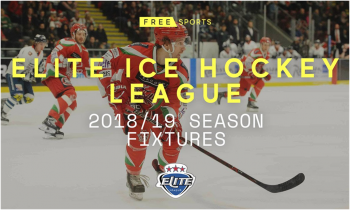 Free Sports confirms live Elite Ice Hockey League games