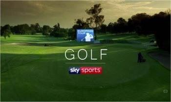 Sky Sports and European Tour extend partnership to 2022