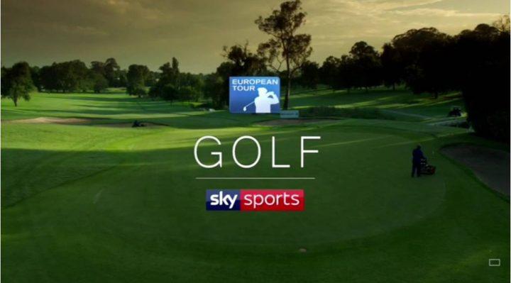 Sky Sports and European Tour extend partnership to 2022