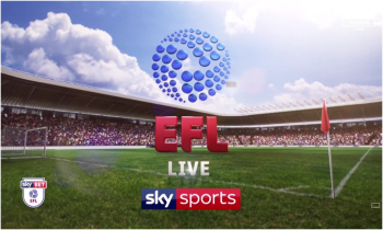 Sky Sports confirms live EFL games for October & November