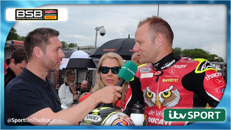 british superbikes highlights to stay on itv until 2020