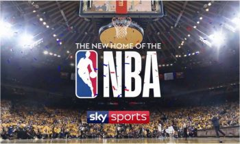 Sky Sports becomes the new home of NBA basketball