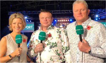 ITV to continue covering PDC darts until 2020