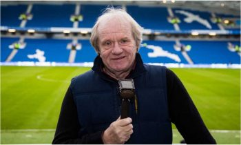 Football commentator Peter Brackley dies aged 67