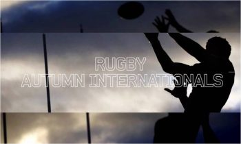 Autumn Internationals 2018: TV Guide