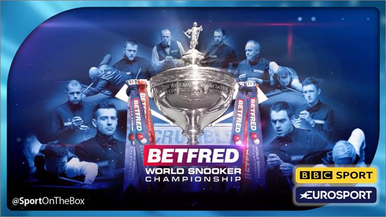 World Snooker Championship 2019 Live On Bbc Amp Eurosport