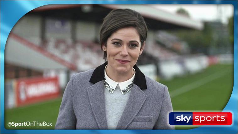 Eilidh Barbour joins Sky Sports for 2019/20 SPFL season ...
