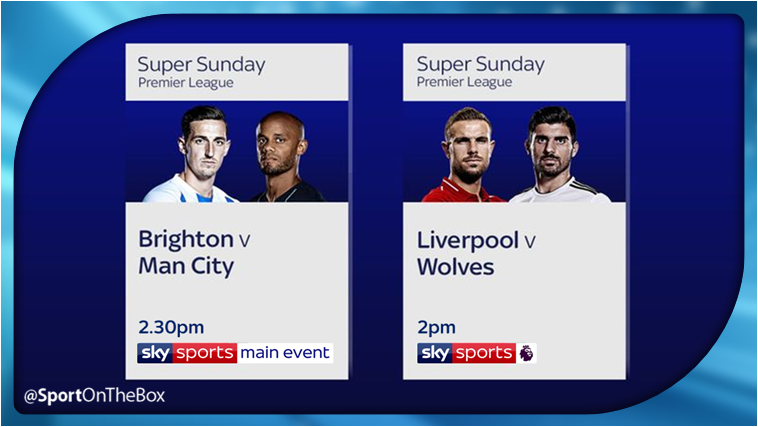 Premier League Final Day Tv Guide Sport On The Box