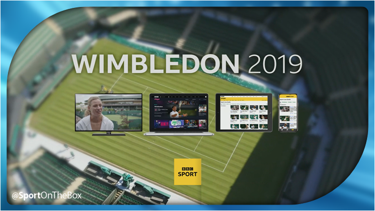 Wimbledon 2019 Live On The Bbc Tv Guide Sport On The Box