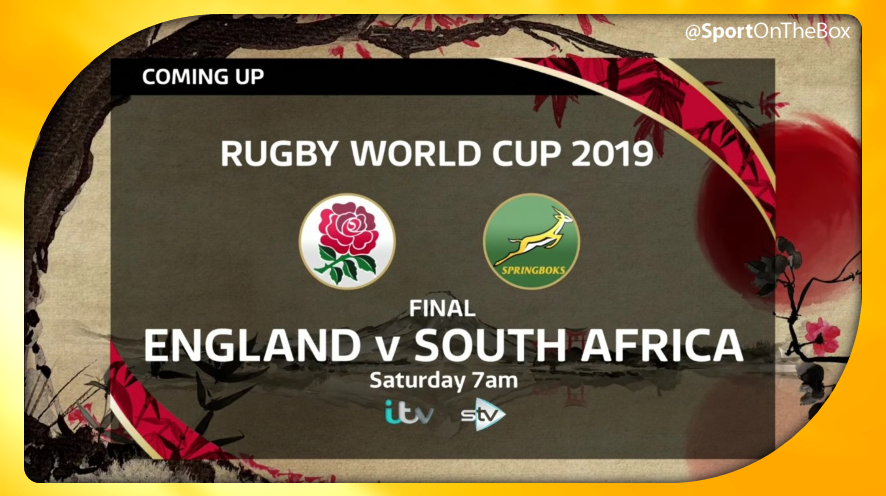 Image result for england vs south africa rugby final live pic logo