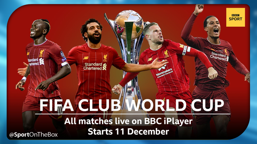 Bbc Sport Picks Up Fifa Club World Cup Rights Sport On