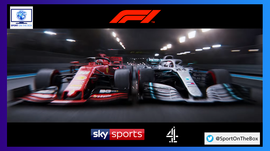 Formula 1 2020 Season On Sky Sports Channel 4 Tv Guide Sport On The Box